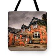 The Royal Oak At Dunsford Tote Bag