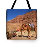 The Royal Tombs Tote Bag