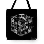 The Rubik's Cube Tote Bag