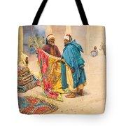 The Rug Merchant Tote Bag