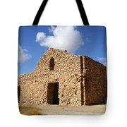 The Ruin Of Takht I Soleiman In Iran Tote Bag