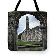The Ruins Of St Andrews Cathedral Tote Bag