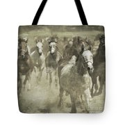 The Run For Freedom Tote Bag