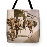 The Rural Guard Mexico Tote Bag