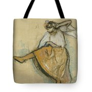 The Russian Dancer Tote Bag