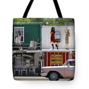 The Rusty Bolt - Route 66 Tote Bag