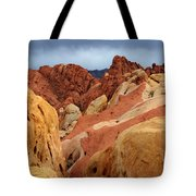 Valley Of Fire Nevada 1 Tote Bag