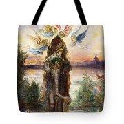 The Sacred Elephant Tote Bag