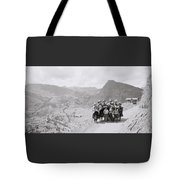 The Sacred Valley Tote Bag