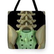 The Sacrum Tote Bag