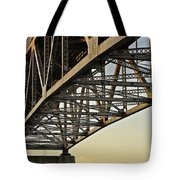 The Sagamore Bridge Tote Bag by Luke Moore