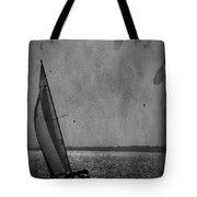 The Sailboat Tote Bag
