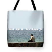 The Sailor With No Boat Tote Bag