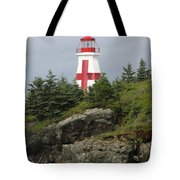 The Sailor's Signpost Tote Bag