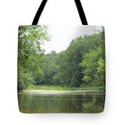The Salt Fork River Tote Bag