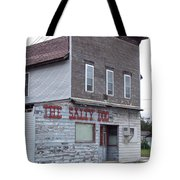 The Salty Dog Tote Bag