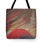 The Samurai's Last Stand Tote Bag