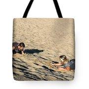 The Sand Land Tote Bag