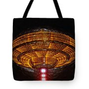 The Saucer Tote Bag