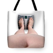 The Scale Says Series Ur Fat Tote Bag