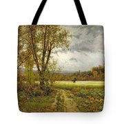 The Scarecrow Tote Bag