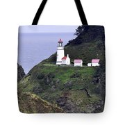 The Scenic Lighthouse Tote Bag