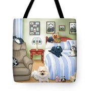 The Schofield S Bedroom  Tote Bag