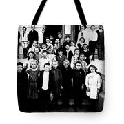 The School Photo Tote Bag