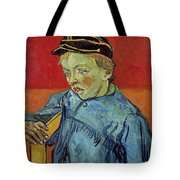 The Schoolboy Tote Bag