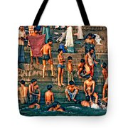 The Scolding Tote Bag