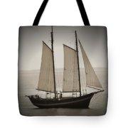 The Scooner Tote Bag