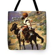 The Scout Friends Or Enemies Tote Bag