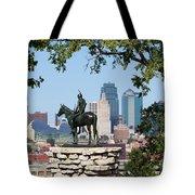 The Scout Kansas City Missouri Tote Bag
