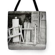 The Scrap Yard Tote Bag