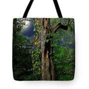 The Scream Of Loneliness Tote Bag