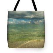 The Sea And The Sky Tote Bag