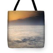 The Sea Before The Rain Tote Bag
