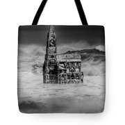 The Sea Of Remembrance Tote Bag