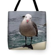The Seagull 2 Tote Bag