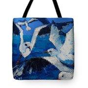 The Seagulls Tote Bag