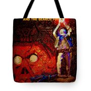 The Search For A Macguffin Tote Bag