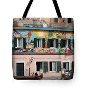 The Second Level Tote Bag