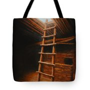 The Second World Tote Bag