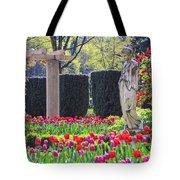 The Secret Garden Of The Goddess Tote Bag