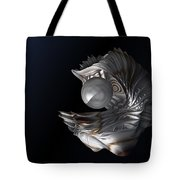 The Secret Pearl Tote Bag