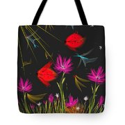 The Secrets Of The Night Tote Bag