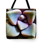The Sedum Succulent Tote Bag
