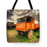 The Sentinel Wagon  Tote Bag