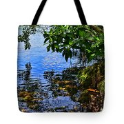 The Serenity Of Mind Tote Bag