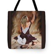 The Servant Princess Tote Bag
